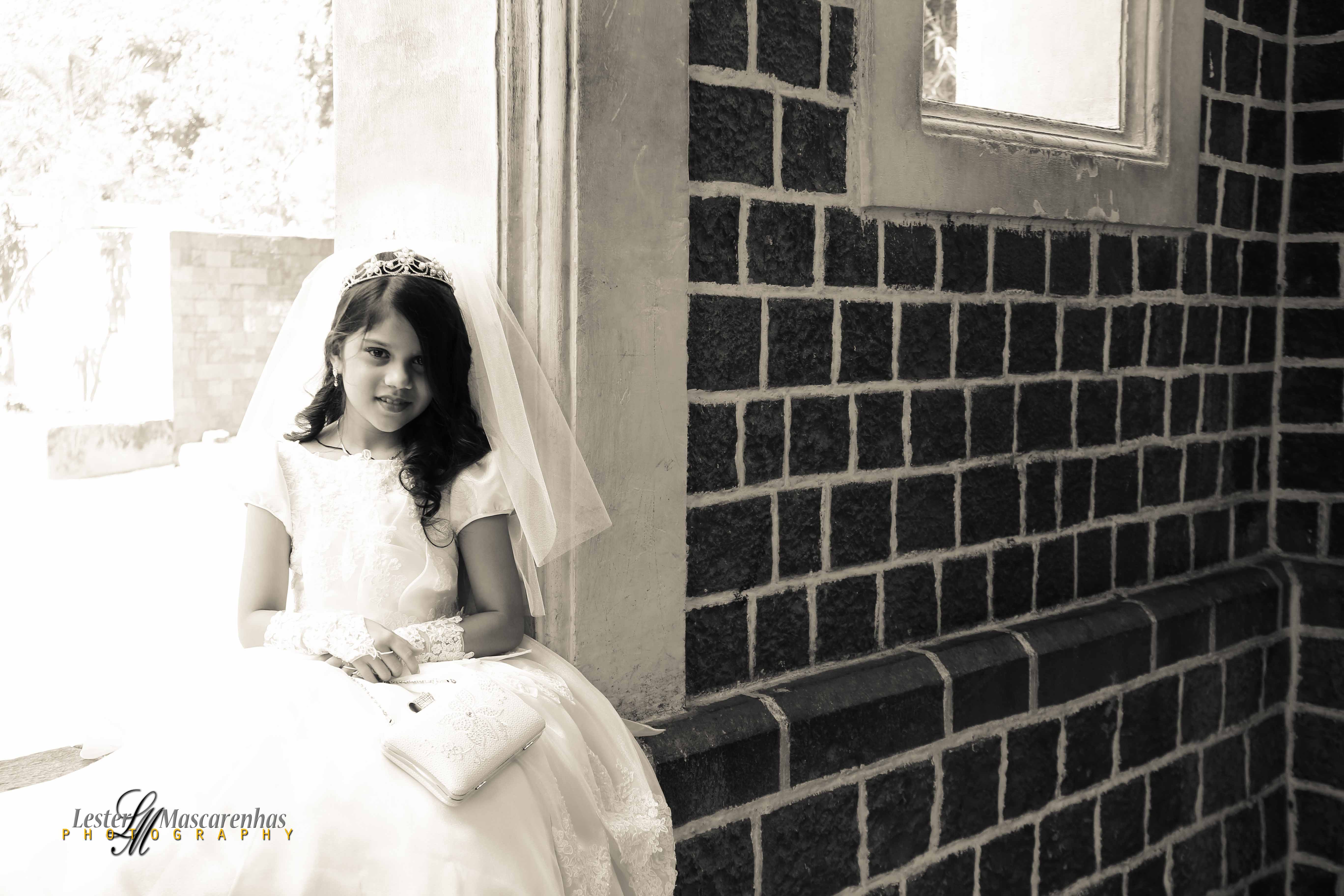 Abigale's First Holy Communion