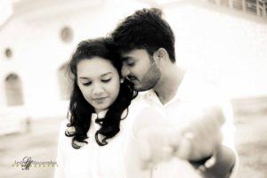 Loyson & Renita's Pre nuptial shoot